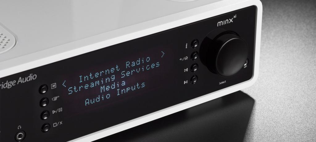 Network Player Cambridge Audio Minx Xi