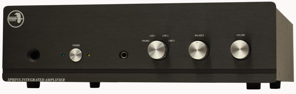 Amplificator Integrat Rogue Audio Sphinx V2 Argintiu