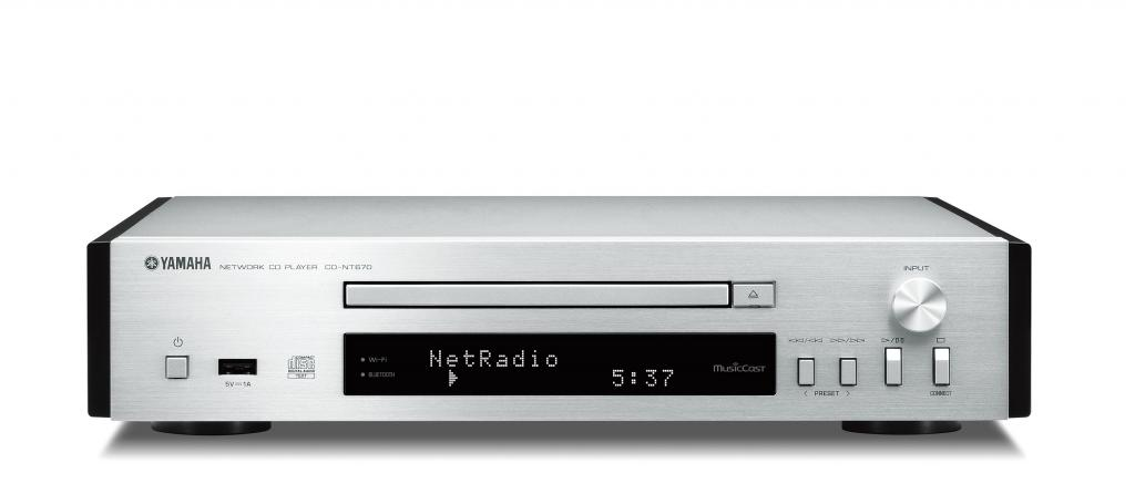 Network Player Yamaha MusicCast CD-NT670