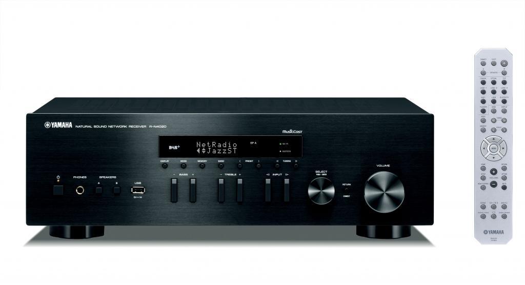 Amplificator Receiver Yamaha R-n402d