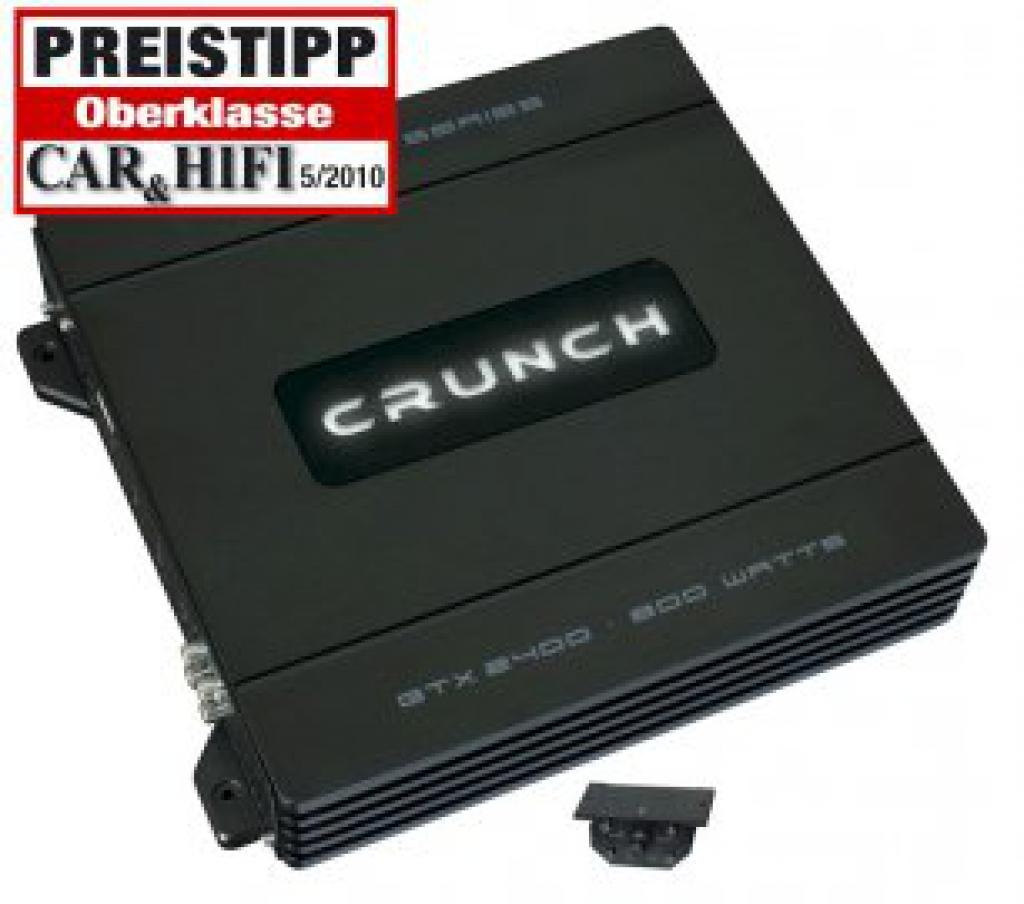 Amplificator Auto Crunch GTX 2400