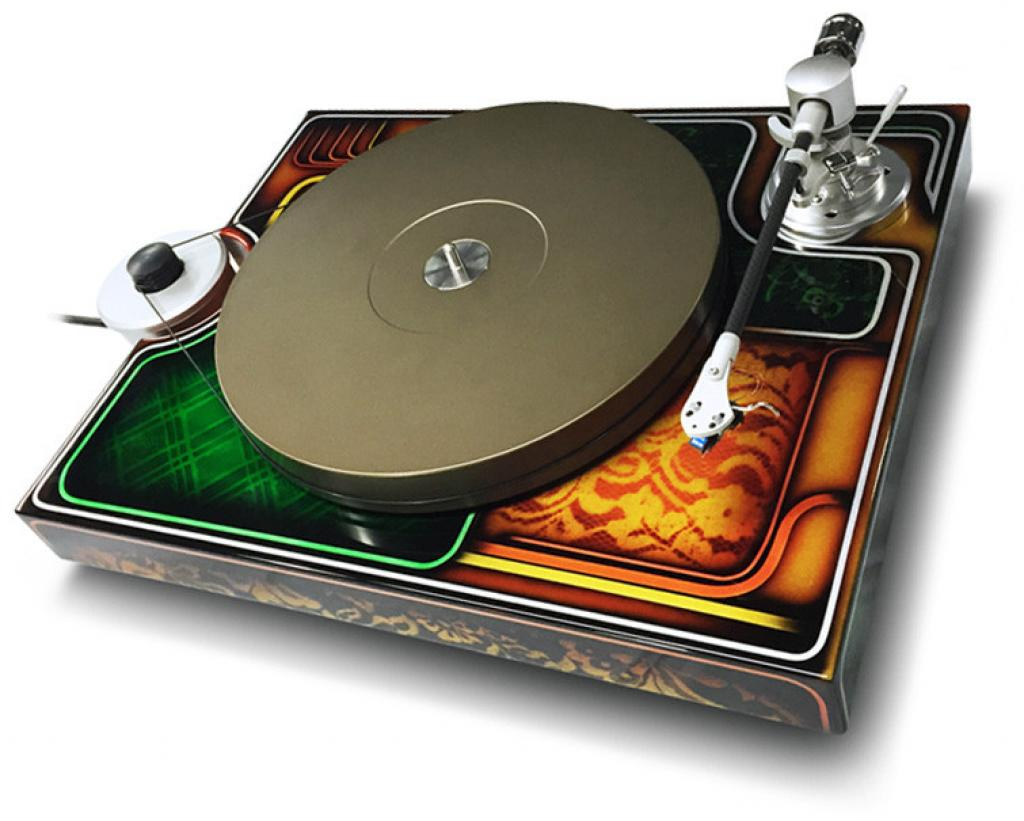Pick-up Zavfino 1877phono Zv5 - Badlands