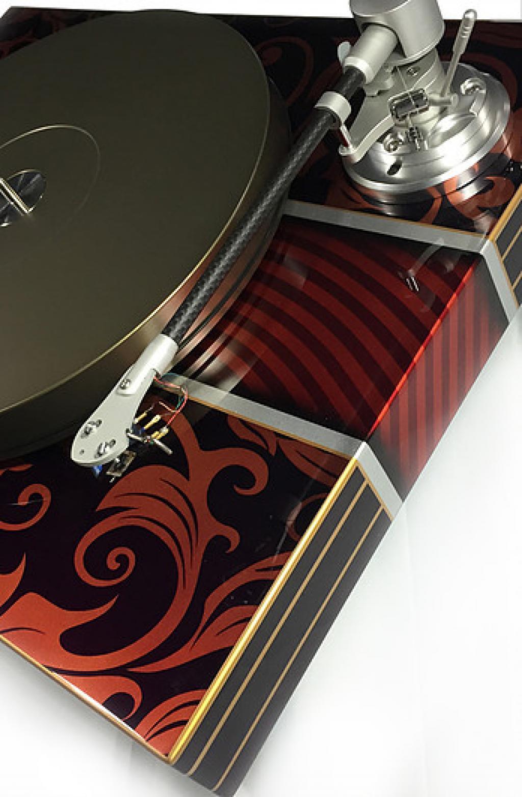 Pick-Up Zavfino 1877Phono ZV5 - The Ritz