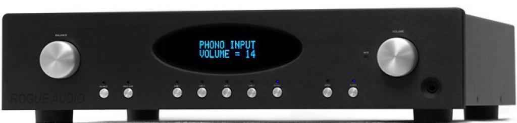 Preamplificator Rogue Audio Rp-5 Negru