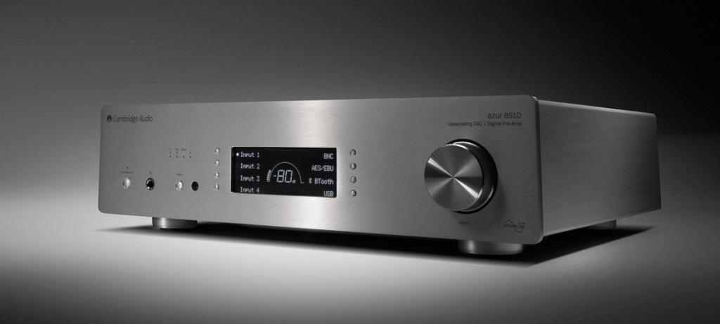 Convertor Digital/Analog (DAC) Cambridge Audio Azur 851D