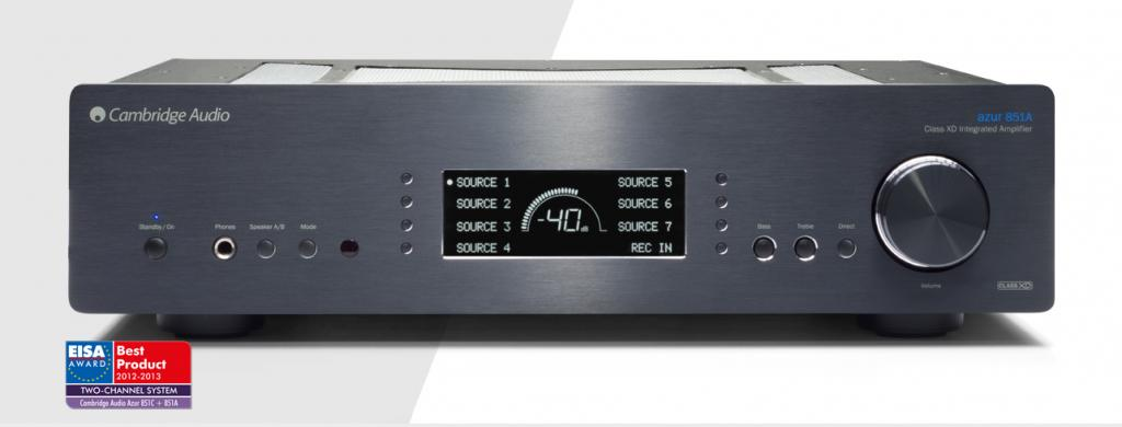 Amplificator Integrat Cambridge Audio Azur 851a Ne