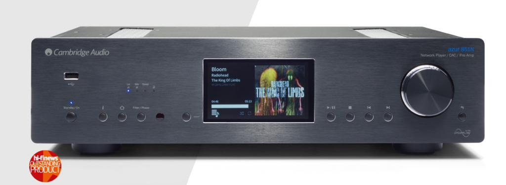 Network Player Cambridge Audio Azur 851N