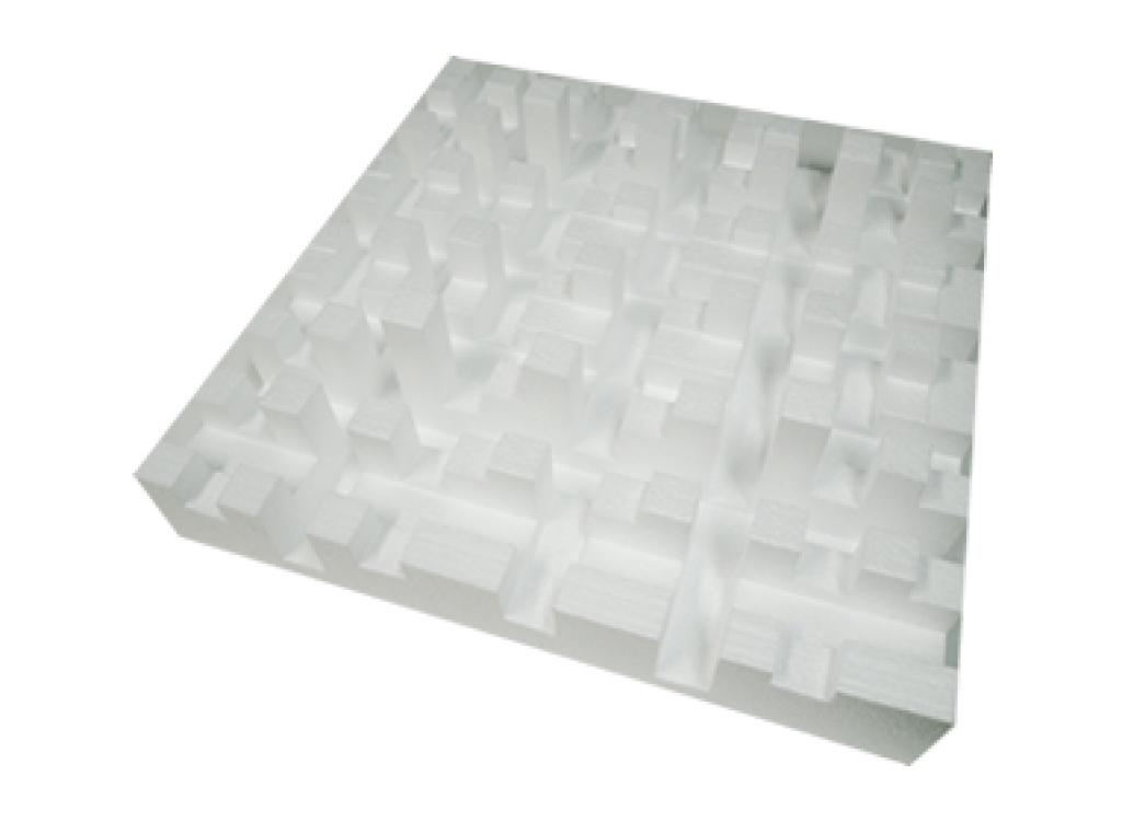Panou pentru difuzie fonica EliAcoustic Fussor 3D First