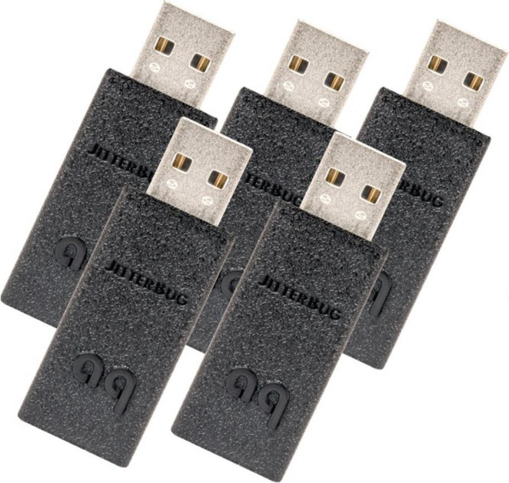 Filtru/Izolator USB AudioQuest JitterBug
