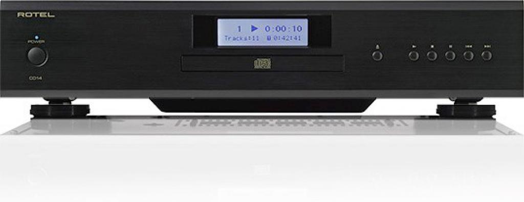 Cd Player Rotel Cd-14 Negru