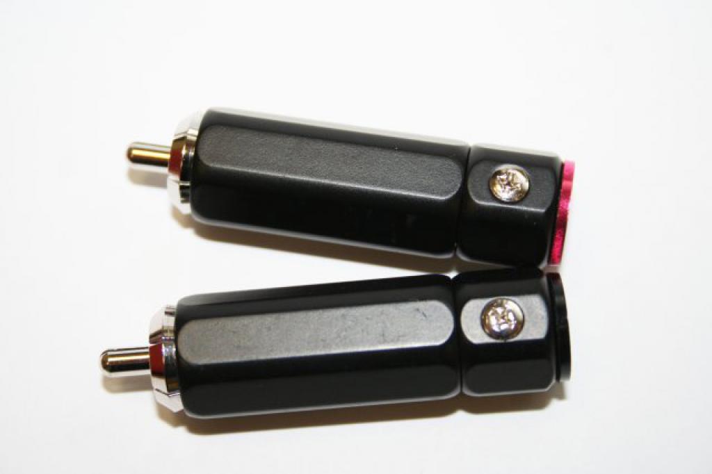 Conector Rca Kacsa Audio Rp-190rt