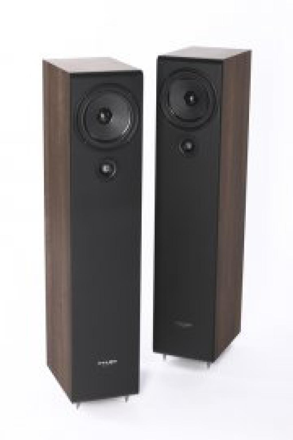 Boxe Pylon Audio Opal 20 Walnut