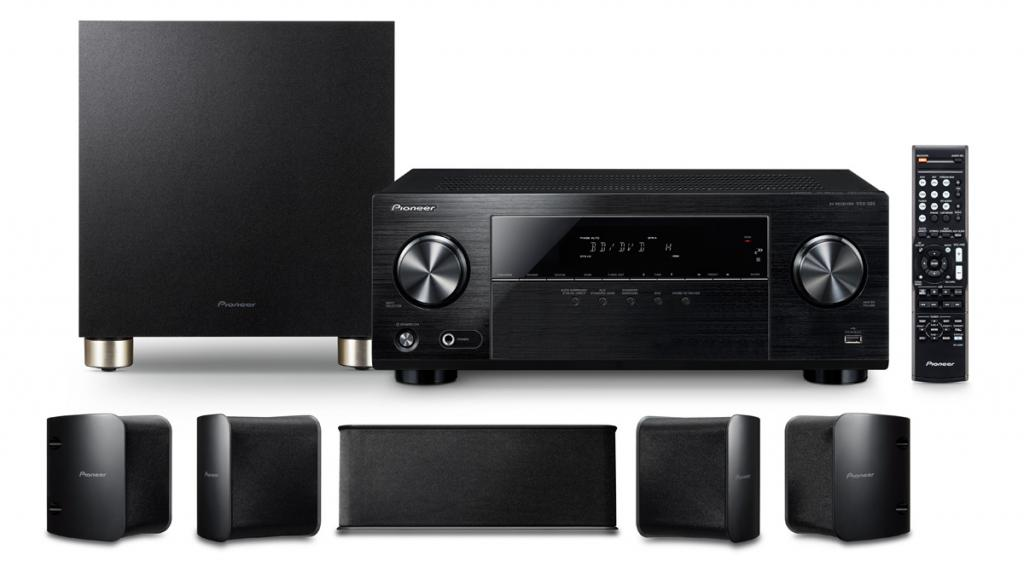 Sistem Home Cinema Pioneer HTP-074