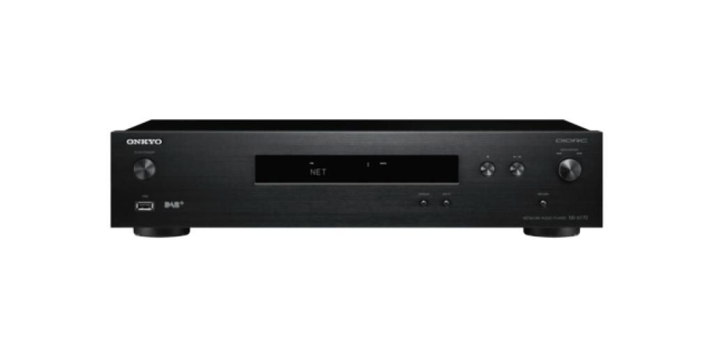 Network Player Onkyo Ns-6170 Argintiu