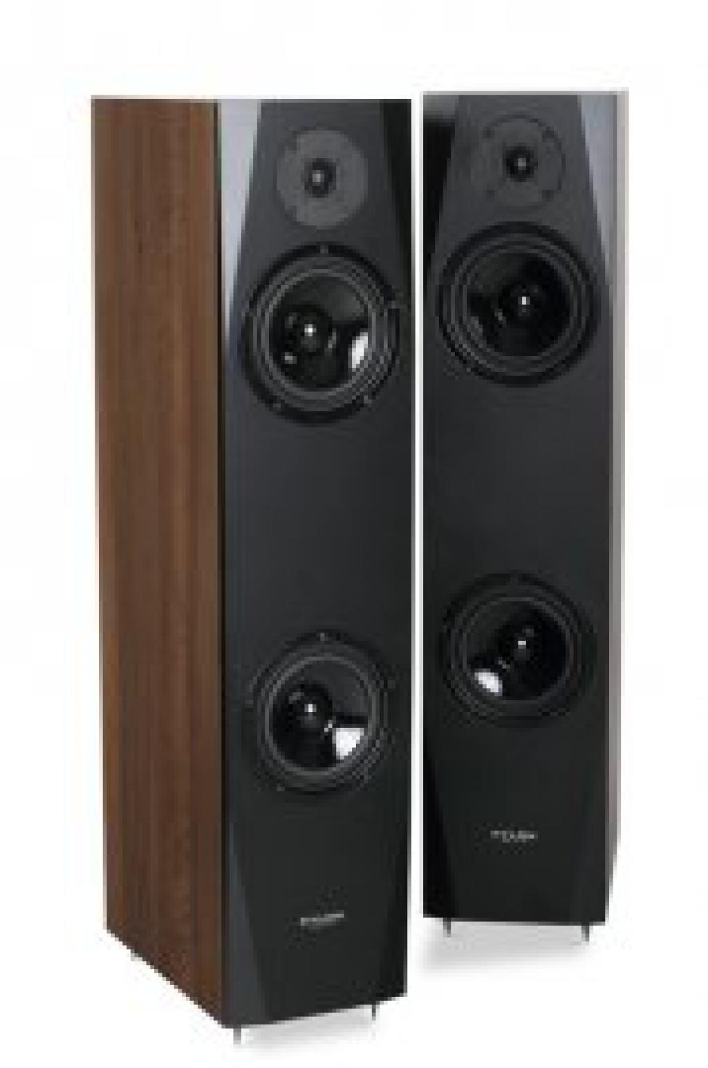 Boxe Pylon Audio Sapphire 25 Walnut