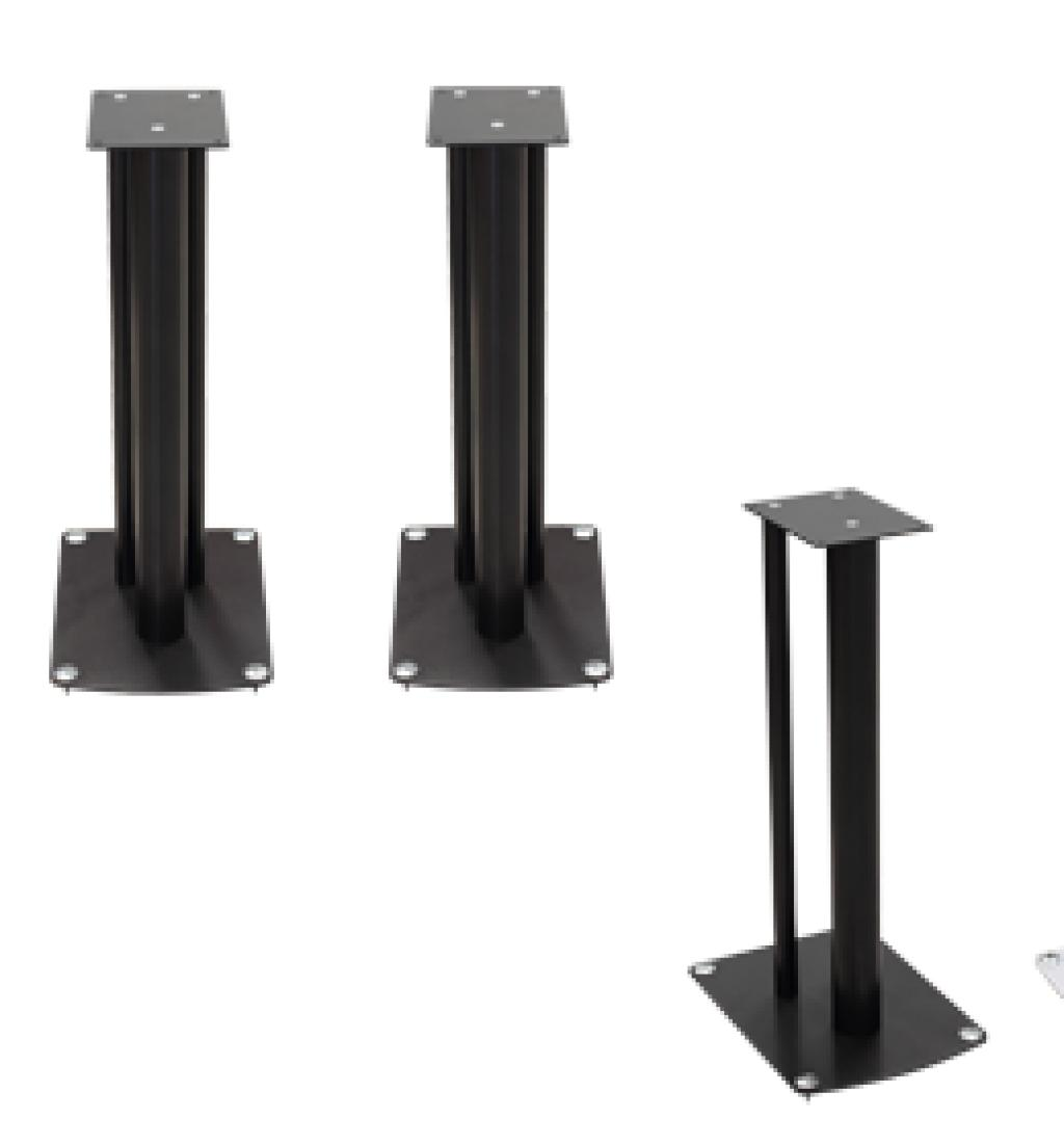 Stand Boxe Audio Selection (goldkabel) Star Negru