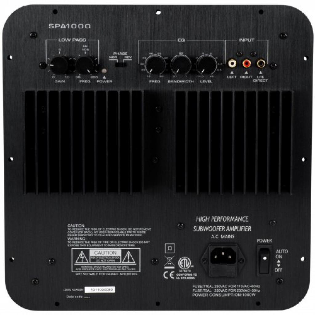Modul Amplificator Subwoofer Dayton Audio SPA1000