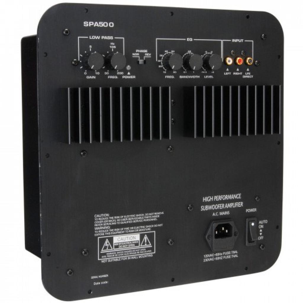 Modul Amplificator Subwoofer Dayton Audio Spa500