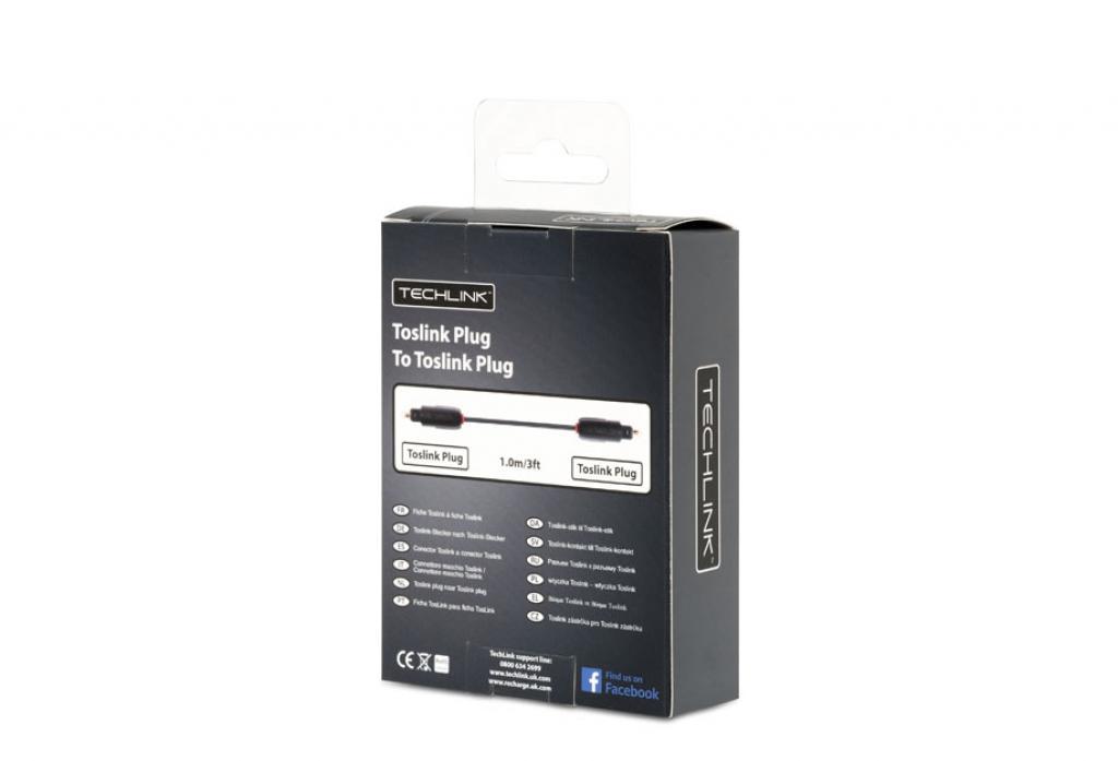 Cablu Optic Techlink 10 Series 1 Metru