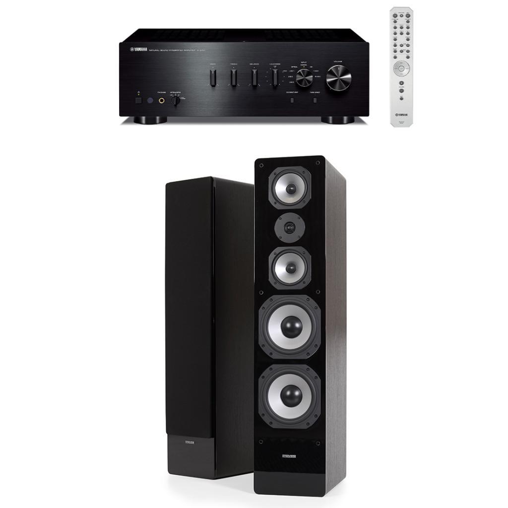 Pachet Amplificator Integrat Yamaha A-s701 + Boxe