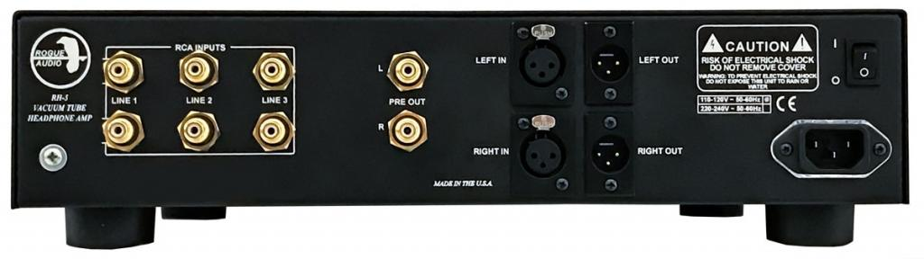 Preamplificator Rogue Audio RH-5