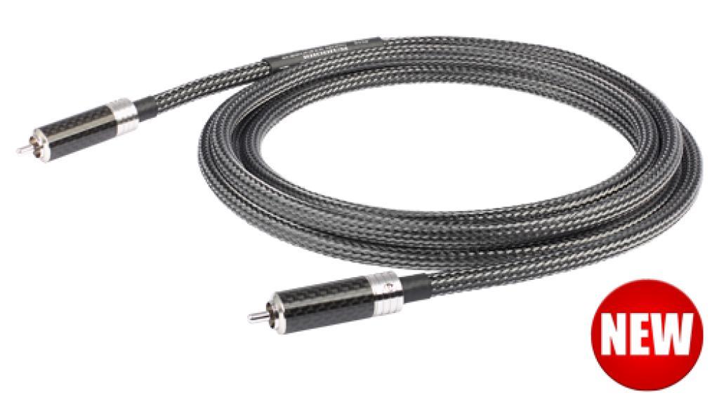 Cablu Subwoofer Goldkabel Mono Rhodium 3.5 Metri