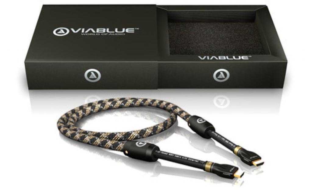 Cablu Hdmi Viablue S-920 0.75 Metri