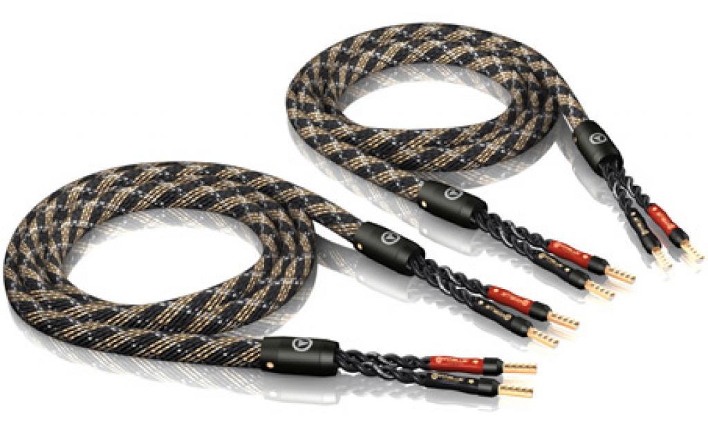 Cablu De Boxe Viablue Sc-4 Silver Crimp 2 X 3.0m