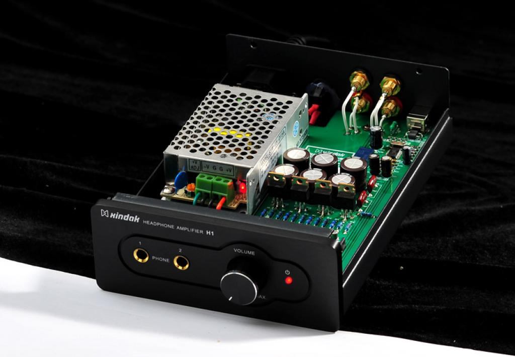 Amplificator de Casti Xindak H1