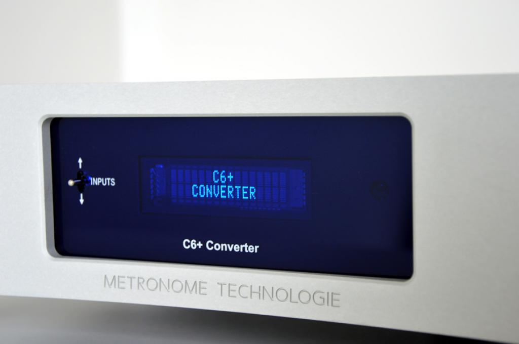 Convertor Digital/analog (dac) Metronome C6 Plus A