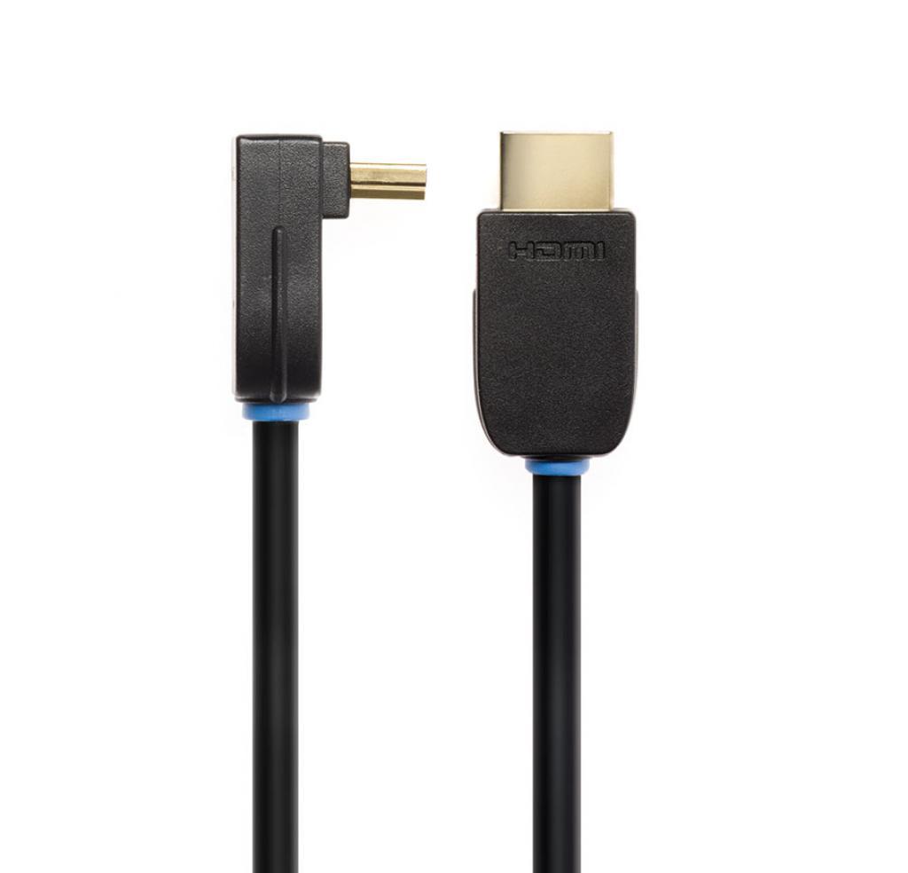 Cablu Hdmi Techlink Iwires 90 Grade 5 Metri