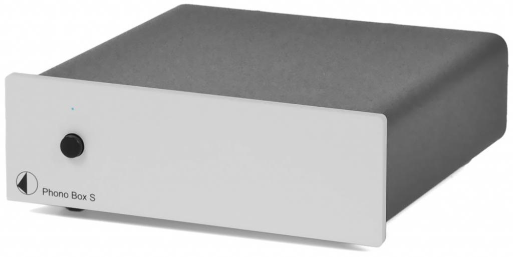 Preamplificator Phono Pro-ject Phono Box S Arginti