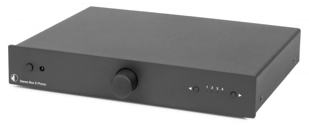 Amplificator Integrat Pro-ject Stereo Box S Phono