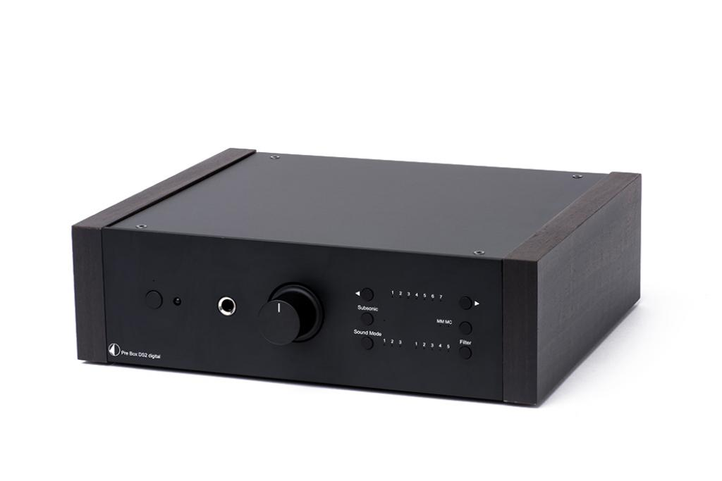 Convertor Digital/Analog (DAC) Pro-Ject Pre Box DS2 digital Argintiu