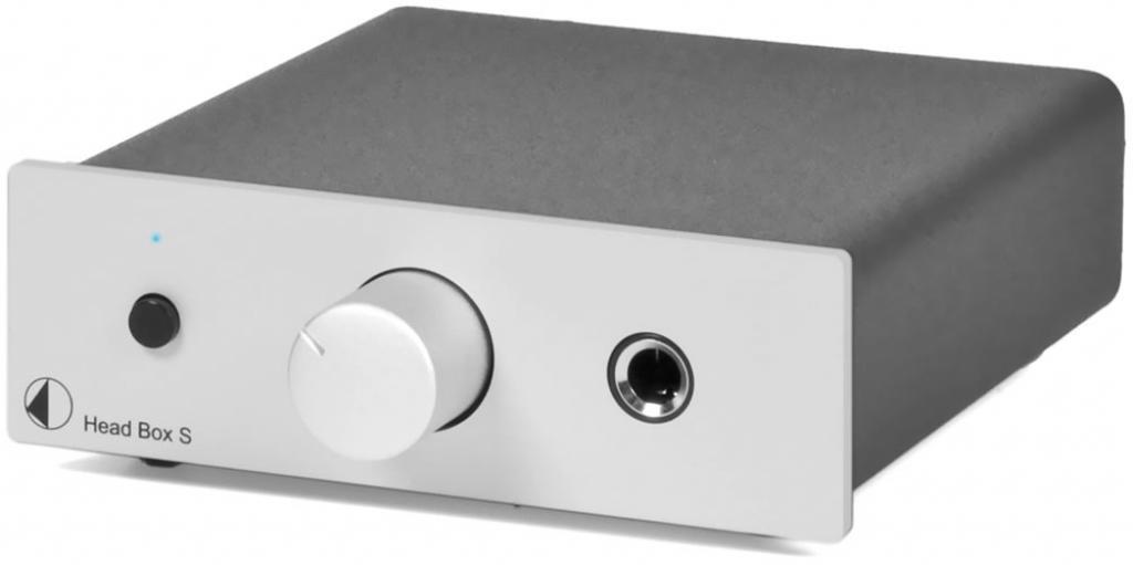 Amplificator De Casti Pro-ject Head Box S Argintiu