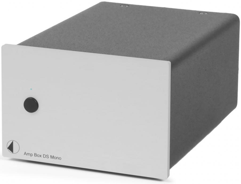 Amplificator de Putere Pro-Ject Amp Box DS Mono Argintiu