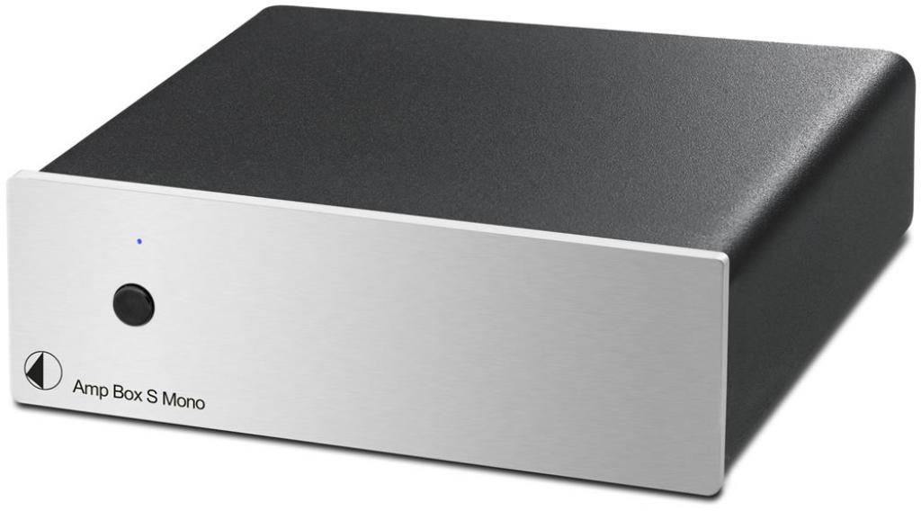 Amplificator de Putere Pro-Ject Amp Box S Negru