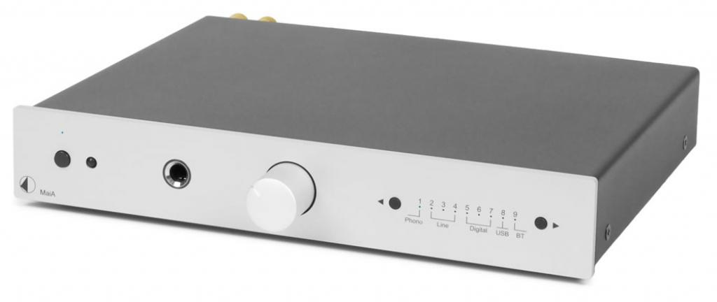 Amplificator Integrat Pro-Ject MaiA Argintiu