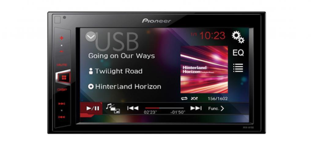 Player AV Auto Pioneer MVH-AV190