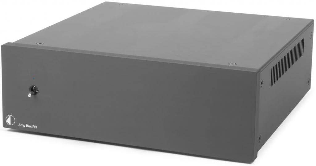 Amplificator de Putere Pro-Ject Amp Box RS Argintiu