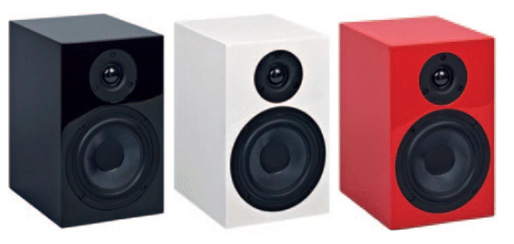 Boxe Pro-Ject Speaker Box 5 Black HiGloss