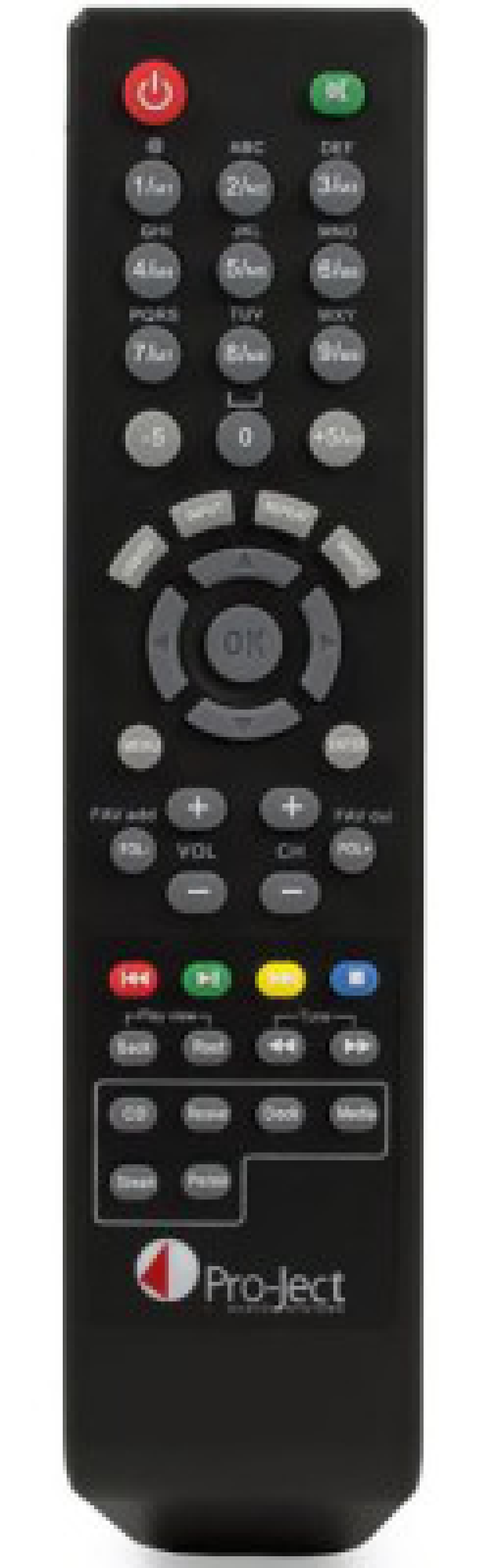 Telecomanda Pro-ject Control It