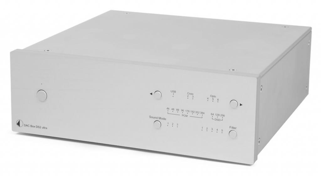Convertor Digital/Analog (DAC) Pro-Ject DAC Box DS2 ultra Negru