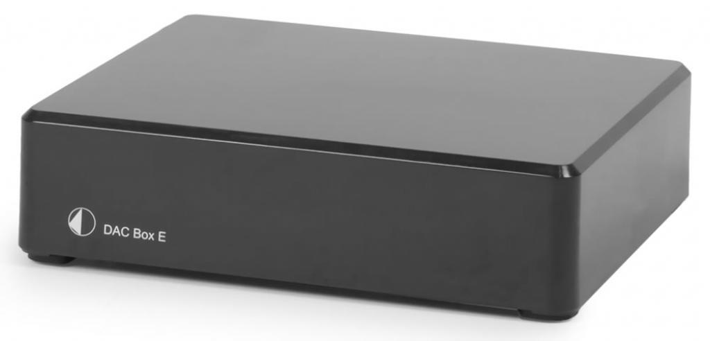 Convertor Digital/Analog (DAC) Pro-Ject DAC Box E Argintiu