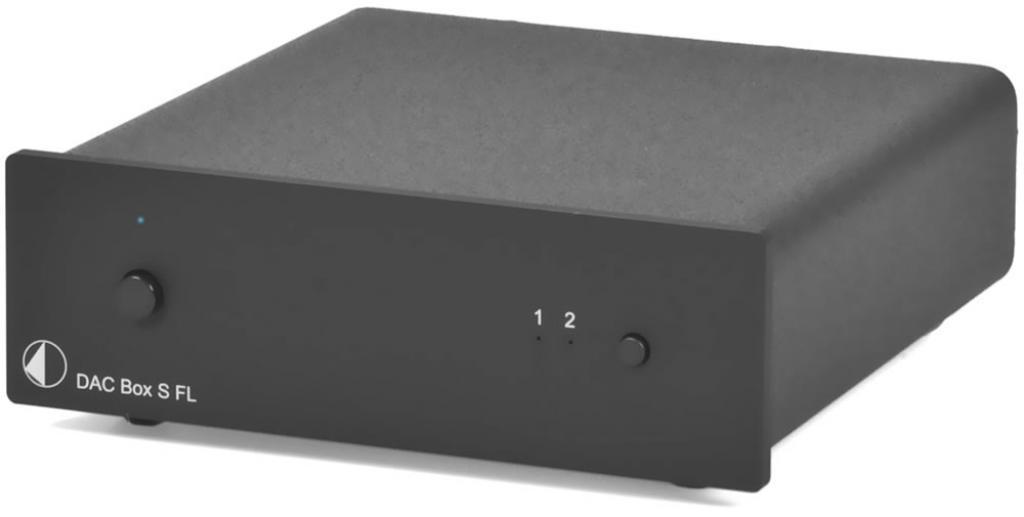 Convertor Digital/Analog (DAC) Pro-Ject DAC Box S FL