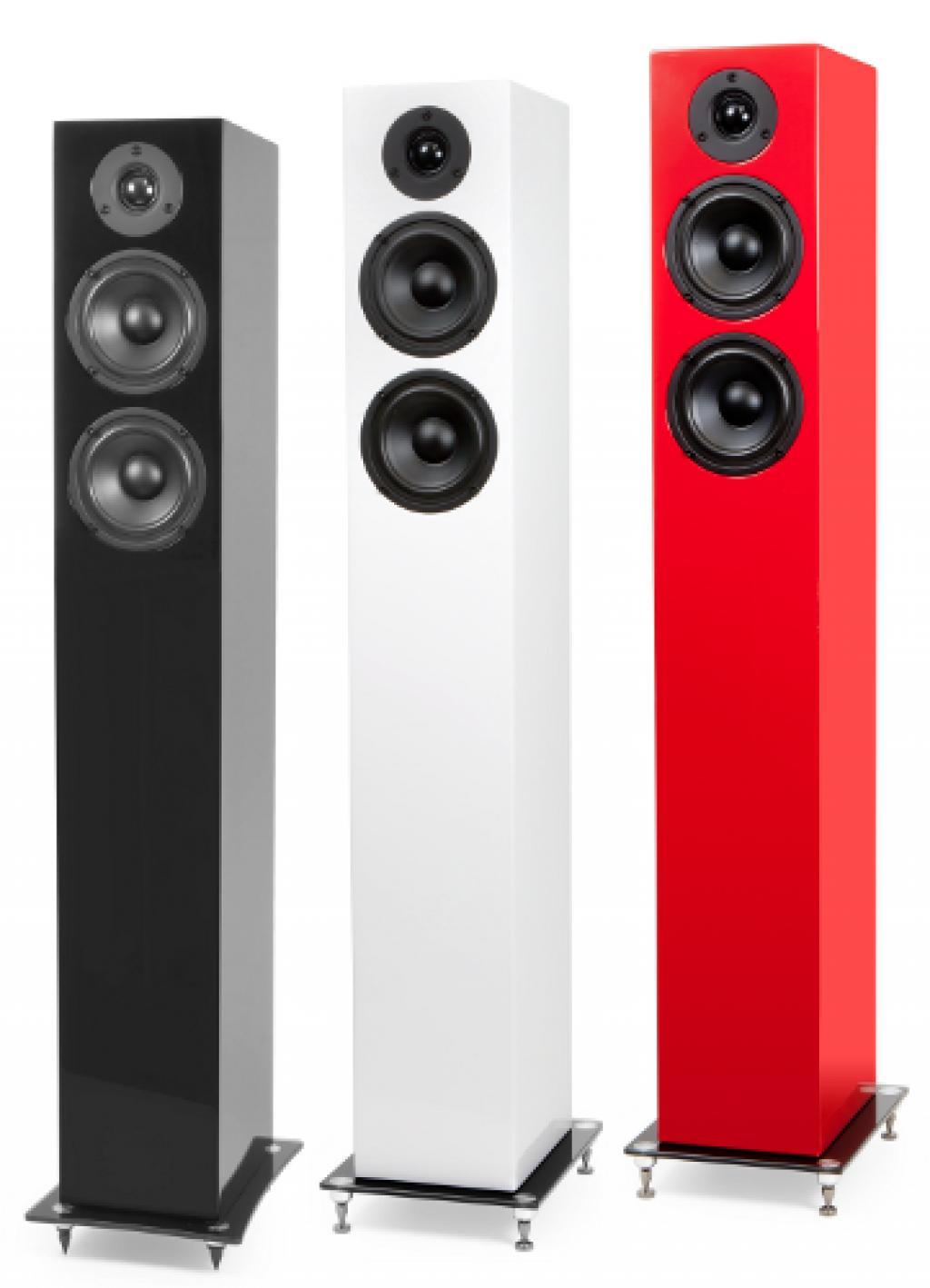 Boxe Pro-Ject Speaker Box 10 Black HiGloss