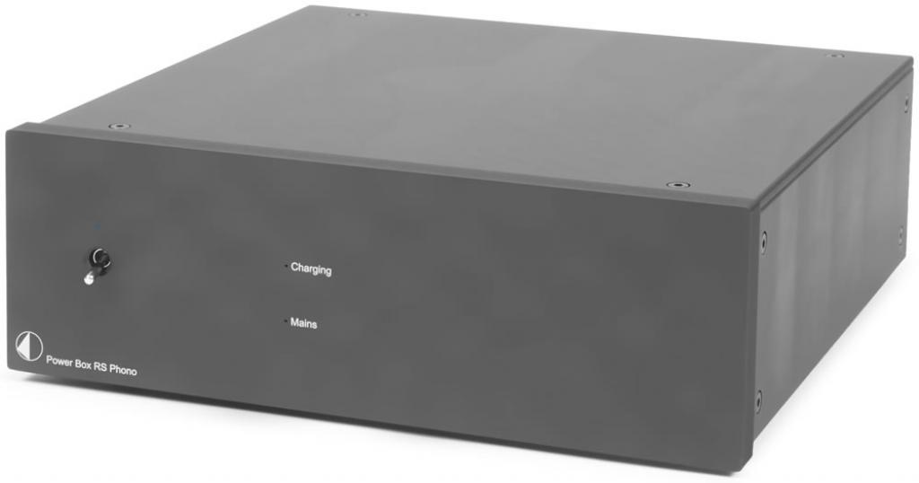 Power Supply Pro-Ject Power Box RS Phono Negru