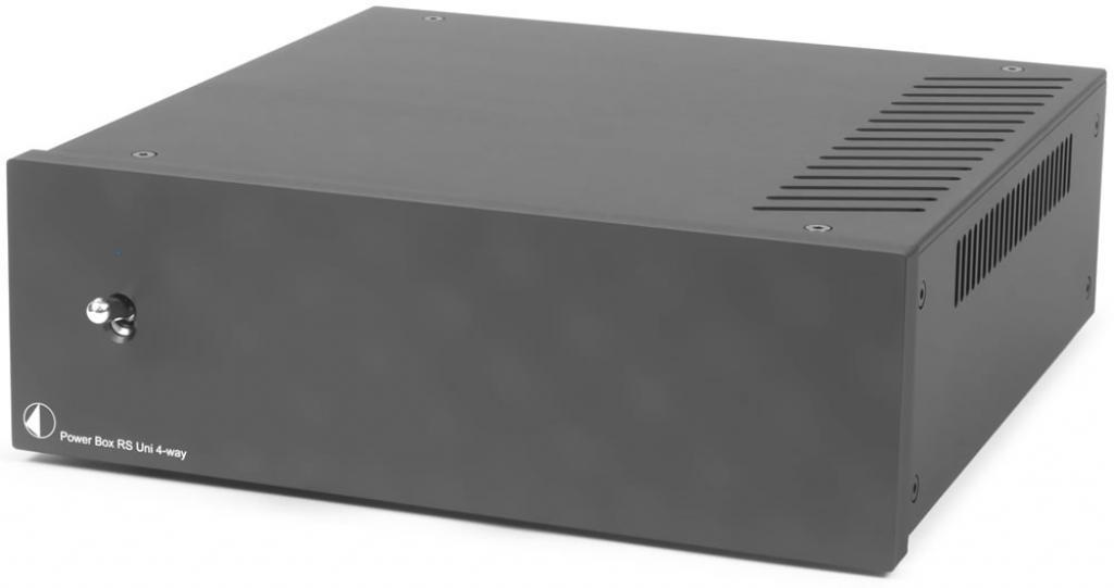 Power Supply Pro-Ject Power Box RS Uni 4-way Negru