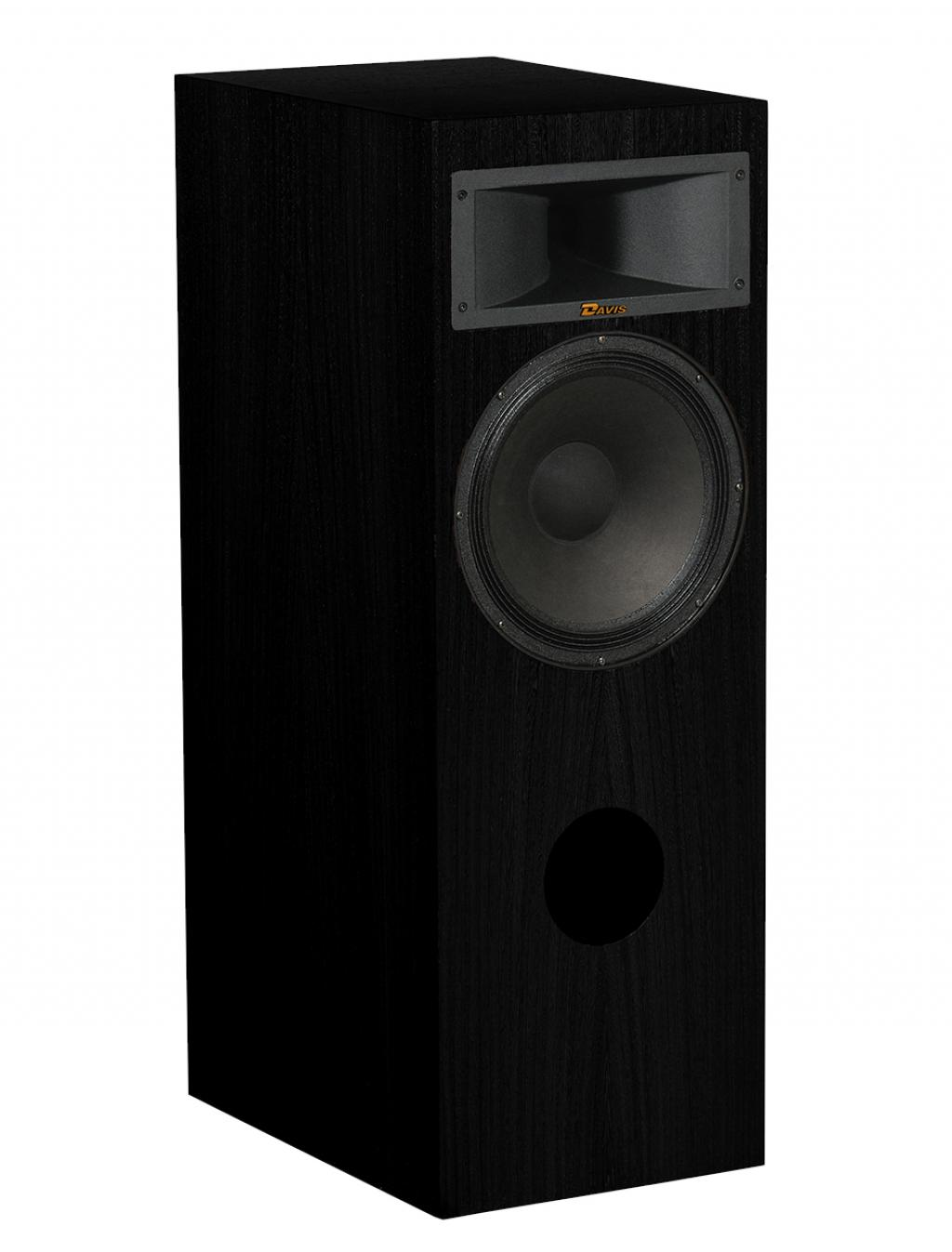 Boxe Davis Acoustics Monitor 1 Black