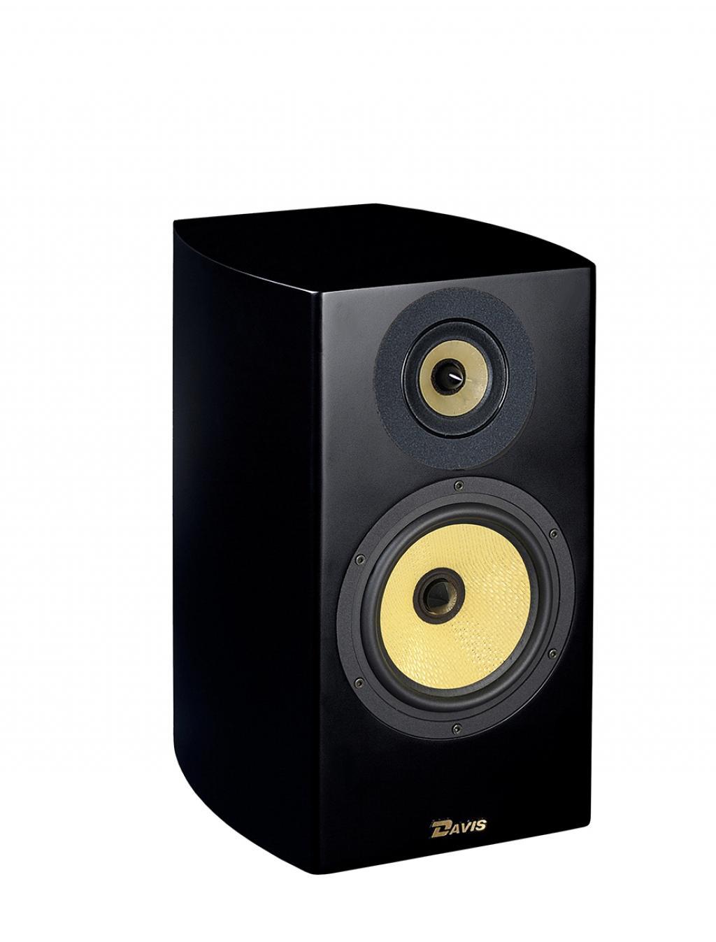 Boxe Davis Acoustics Monitor Premium Black Piano